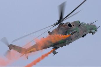 0833 - Slovakia -  Air Force Mil Mi-24V