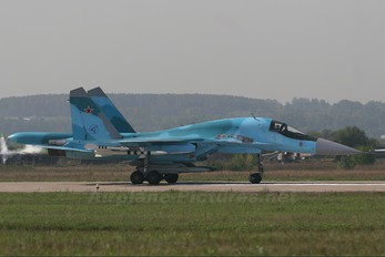 48 - Russia - Air Force Sukhoi Su-34