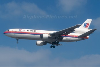 N1837U - United Airlines McDonnell Douglas DC-10