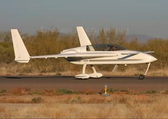 N400BG - Private Rutan Long-Ez