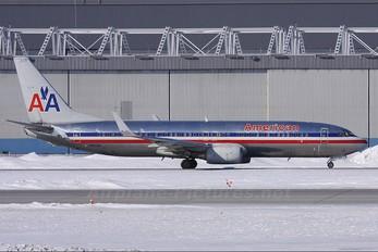N961AN - American Airlines Boeing 737-800