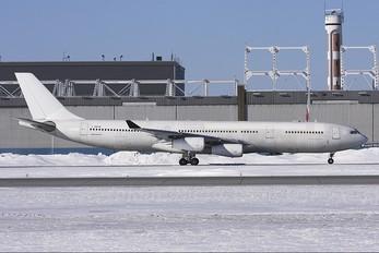 C-GDVW - Air Canada Airbus A340-300