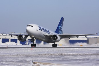 C-GTSK - Air Transat Airbus A310