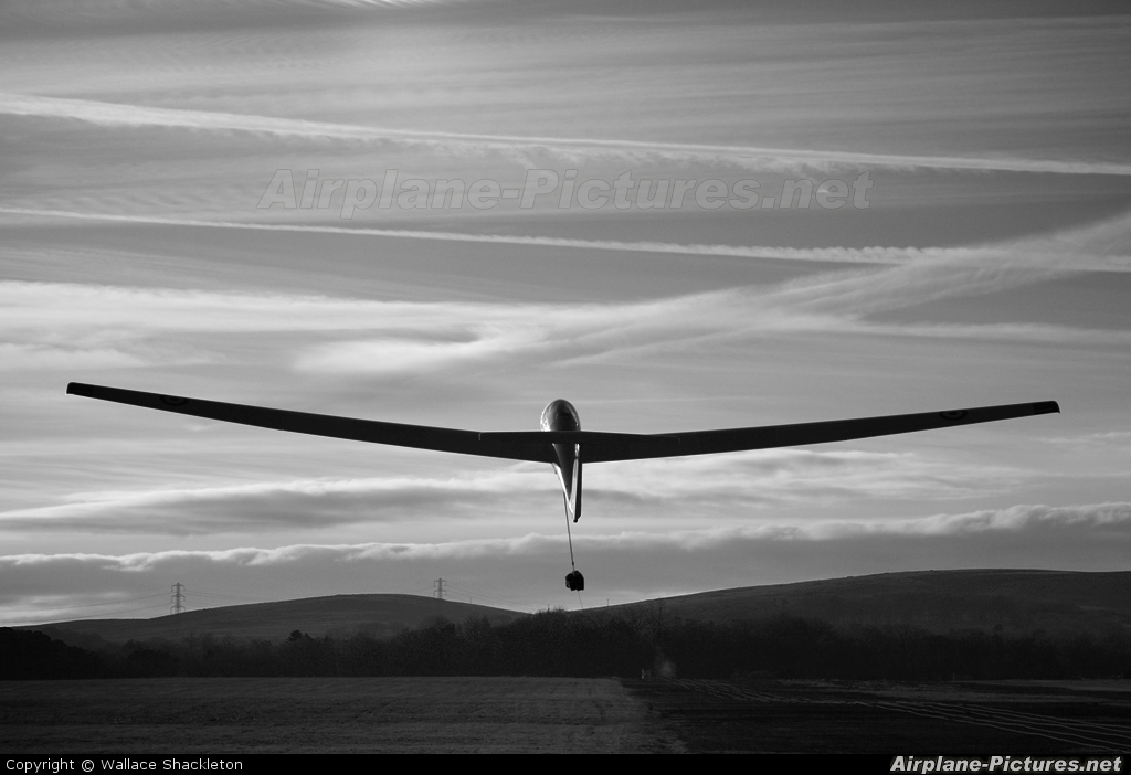Royal Air Force - aircraft at Kirknewton