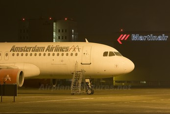 PH-AAX - Amsterdam Airlines Airbus A320