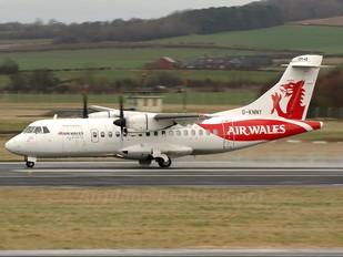 G-KNNY - Air Wales ATR 42 (all models)