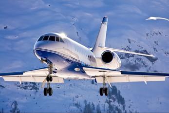 VP-BDL - Private Dassault Falcon 2000 DX, EX