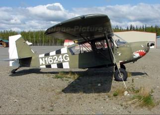N1624G - Private Aeronca Aircraft Corp 7ECA Champion