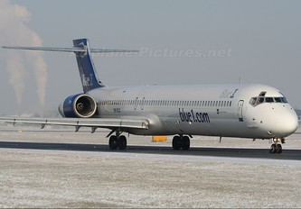 OH-BLD - Blue1 McDonnell Douglas MD-90
