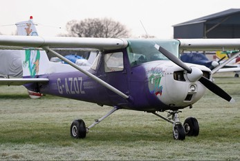G-AZOZ - Private Cessna 150