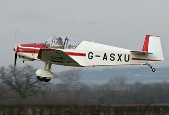 G-ASXU - Private Jodel D120 Paris-Nice