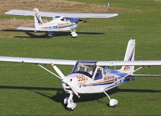 OK-TWY - F-Air Tecnam P92 Echo, JS & Super