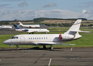G-ITIG - TAG Aviation Dassault Falcon 2000 DX, EX
