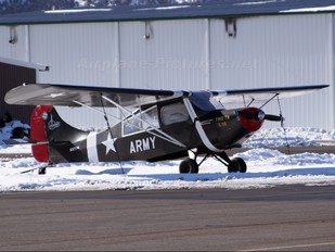 N82594 - Private Aeronca Aircraft Corp 7AC