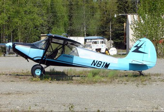 N81M - Private J&M Aircraft Model 14