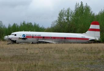 N82FA - Brooks Fuel Douglas DC-4