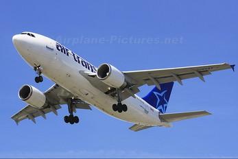 C-GVAT - Air Transat Airbus A310