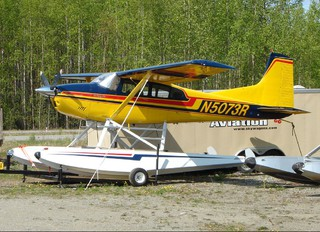 N5073R - Private Cessna 185 Skywagon
