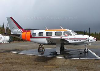 N6620L - Private Piper PA-31 Navajo (all models)