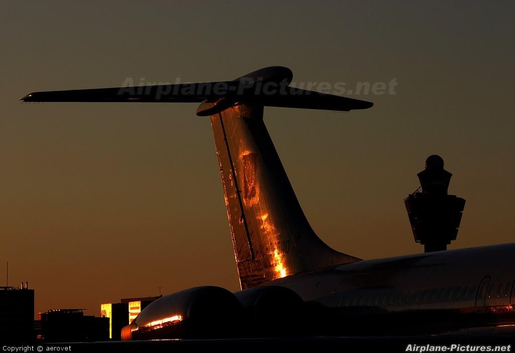 Rossiya RA-86540 aircraft at Amsterdam - Schiphol