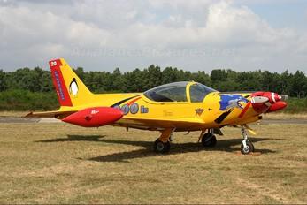 ST-20 - Belgium - Air Force SIAI-Marchetti SF-260