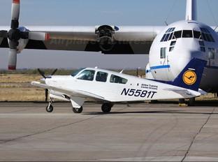 N5581T - Private Beechcraft 33 Debonair / Bonanza