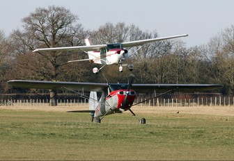 G-BJML - Private Cessna 120