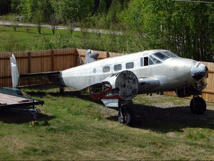 N702FY - Private Beechcraft C-45H Expeditor
