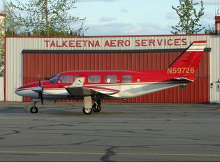 N59726 - Private Piper PA-31 Navajo (all models)