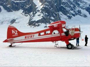 N121KT - Private de Havilland Canada DHC-2 Beaver