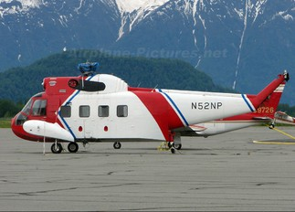N52NP - Private Sikorsky S-62