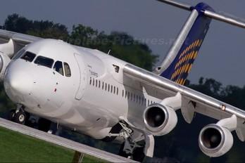 D-AEWN - Eurowings British Aerospace BAe 146-300/Avro RJ100
