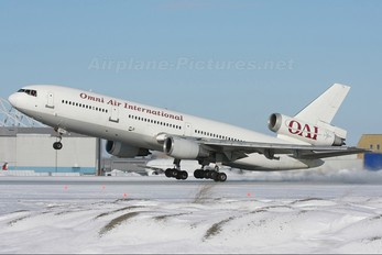 N270AX - Omni Air International McDonnell Douglas DC-10