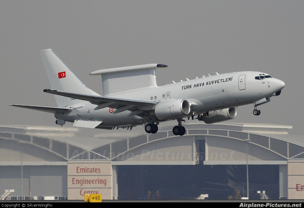 Turkey - Air Force N356BJ aircraft at Dubai Intl