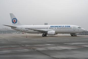 D-ABRE - Bremenfly Boeing 737-400