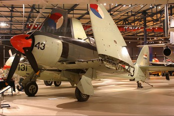 6-43 - Netherlands - Navy Hawker Sea Fury FB.51