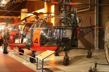 H-4 - Netherlands - Air Force Sud Aviation SA-313 / 318 Alouette II (all models)