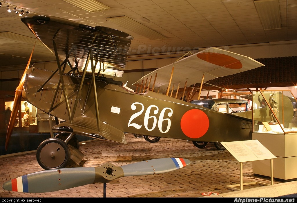 Netherlands - Air Force 266 aircraft at Soesterberg - Militaire Luchtvaart Museum