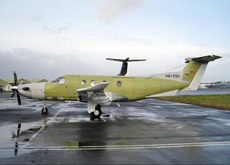 HB-FSV - Pilatus Pilatus PC-12