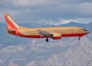 N338SW - Southwest Airlines Boeing 737-300