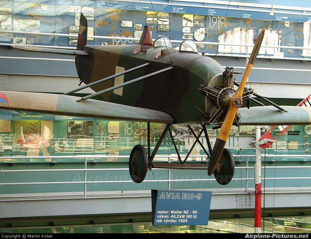 Czechoslovak - Air Force - aircraft at Prague - National Technical Museum