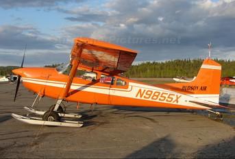 N9855X - Private Cessna 185 Skywagon