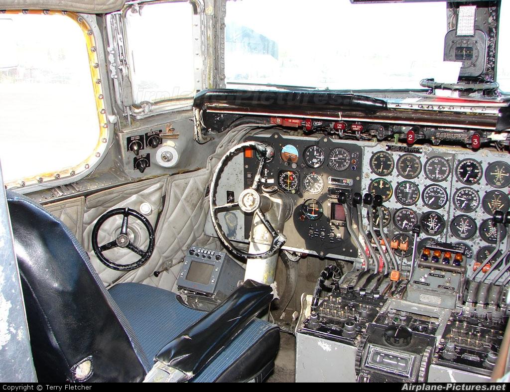 Northern Air Cargo N779TA aircraft at Fairbanks Intl
