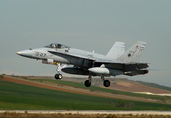 C.15-69 - Spain - Air Force McDonnell Douglas EF-18A Hornet
