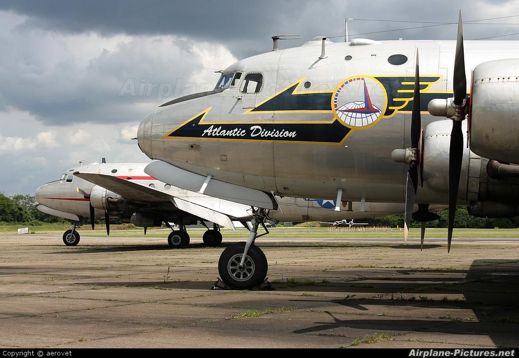 Aces High N44914 aircraft at North Weald