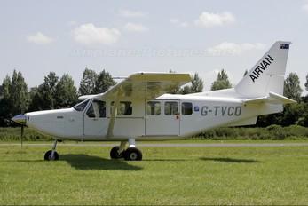 G-TVCO - Private Gippsland GA-8 Airvan