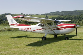 G-RCWK - Private Cessna 182 Skylane (all models except RG)