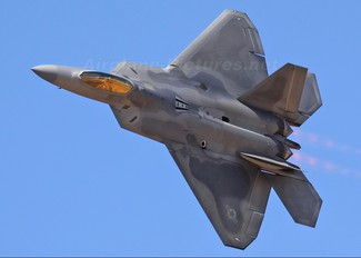 06-4128 - USA - Air Force Lockheed Martin F-22A Raptor