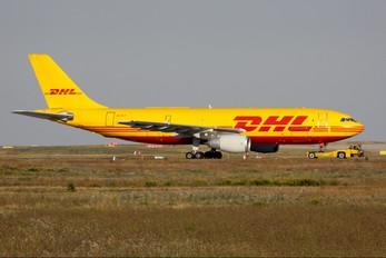 OO-DLY - DHL Cargo Airbus A300F