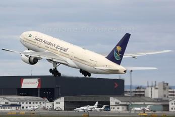 HZ-AKC - Saudi Arabian Airlines Boeing 777-200ER